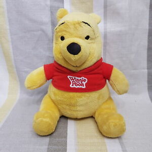 Winnie The Pooh Laughing Talking 22cm Plush Soft Toy By Tomy