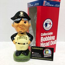 PIRATE Pittsburgh Pirates Mascot 1996 TEI Limited Edition Bobble Head*