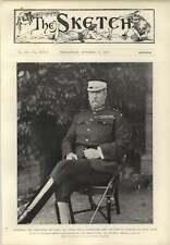 1899 Gen Sir Redvers Buller Vc Bishop Of London Church Congress