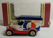 OXFORD DIECAST LIMITED EDITION BULLNOSE MORRIS 160G - RADIO TIMES CHRISTMAS 1933