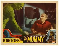The Mummy Original Vintage Lobby Card Movie Poster 1951