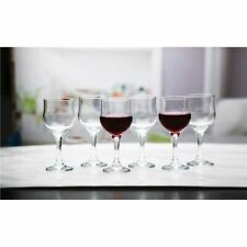 Circleware - Concord Street Red Wine Glasses Set of 6 8oz