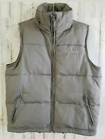 Trespass Women's Vest Size XS Extra Small Down Gray Insulated $99