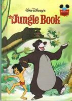 Jungle Libro Tapa Dura Walt Disney