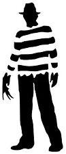 FREDDY KRUEGER Nightmare on Elm Street Vinyl Decal Sticker Car Bumper Window