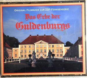 EBERHARD SCHOENER Das Erbe der Guldenburgs 2-CD-SET Sehr GUT erhalten SOUNDTRACK
