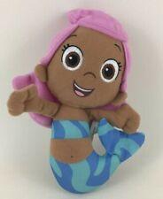 "Bubble Guppies 8"" Plush Stuffed Toy Molly 2012 Fisher Price Mermaid Girl"