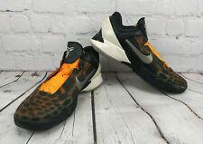 VNDS Nike Zoom Kobe Bryant 7 VII System Cheetah Size 8.5 488371 800 Grinch RARE