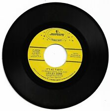 LESLEY GORE - IT'S MY PARTY - MERCURY. - EX. CONDITION