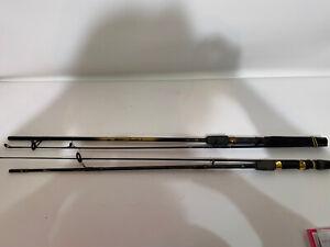 Abu Garcia 500 Graphite Ultralight 2-6 Lb Line & Masters Graphite C 2-8 Lb Rods