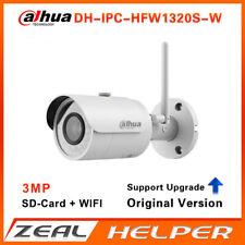 Dahua IPC-HFW1320S-W 3MP IR Mini Dome Network Camera CCTV IP wifi camera P2P