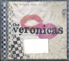 THE VERONICAS The Secret Life of... CD NEW SEALED