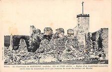 BT15102 La Chatreuse de Bonnefoy ruines d un important monatsre           France