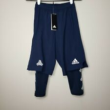 New! Adidas Tango Shorts    Men's Size: X-Small    DT9841