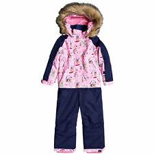 Roxy Paradise Girl Suit Kids Ski Suit Winter-Overall Mädchen-einteiler Snow