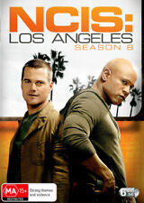 NCIS: Los Angeles - Season 8 = NEW DVD R4