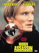 Hidden Assassin (DVD, 2002) - Dolph Lundgren
