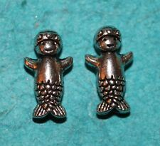 Mermaid Bead Mermaid Charm Beads Jewelry Finding Spacer Beads Ocean Sea Siren
