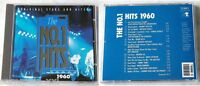 THE NO.1 HITS 1960 - Roy Orbison, Eddie Cochran, Elvis,... Club-Edition CD
