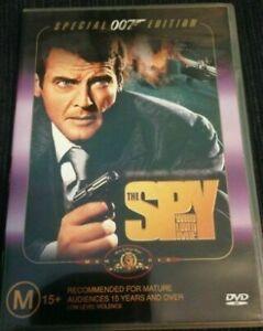 The Spy Who Loved Me (DVD, 2000) VGC