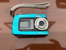 Polaroid iF045 14.0MP Digital Camera - Blue Tested working