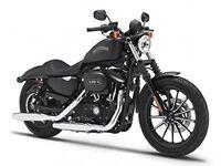 Maisto Modèle Réduit de Moto Miniature Harley Davidson Sportster IRON 883 1/12