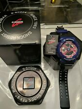 Casio G Shock 5146 Ga-110nc Purple Pink And Black Antimagnetic Watch