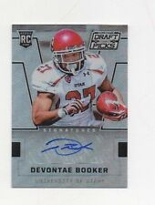 2016 Prizm Draft Picks Devontae Booker RC Autograph