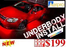 "Aerpro LU36R 2 X 36"" OUTDOOR / UNDER CAR NEON RED 12V WATER RESISTANT"