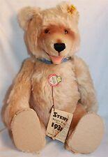 "�Steiff Teddy Baby 1930 Replica Bear 0176/42 Lt Ed 1985-86 16½"" Id's Maize Vgc �"