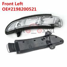Front Left Rearview Mirror Turn Signal Blinker Lamp For Mercedes W216 W221 W219