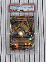 Pokemon XY Evolutions Mega CHARIZARD EX 13/108 PSA 10
