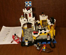 Vntge 1989 Lego Pirates ELDORADO FORTRESS 6276 Imperial Soldiers Complete 8 Figs