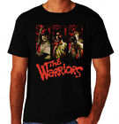 The Warriors 80's Cult Classic Gang Action Movie Bronx Furies Mens Black T-Shirt