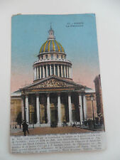 Le Pantheon - Paris Photo Postcard c1903 L Boisson no 57
