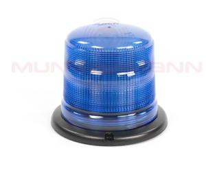 Juluen  Axixtech LED Kennleuchte B18 blau ECE R65 Festmontage flacher Sockel