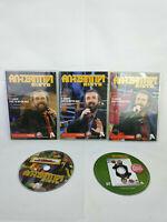 Lakis Lazopoulos Al Tsantiri News Lot 5 DVD Collection Set