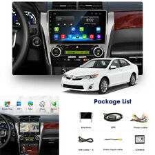 2 Din Android 9.1 Car Radio Video Player GPS 2G+32G For Toyota Camry 2012-2014