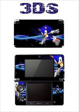 SKIN DECAL STICKER DECO FOR NINTENDO 3DS REF 31 SONIC