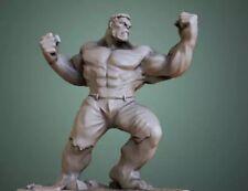 85-95mm Resin Figure Model Kit The Avengers Hulk Warrior Unassambled Unpainted