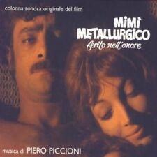 Piero Piccioni: Mimí Metallurgico Ferito Nell'Onore (New/Sealed CD)