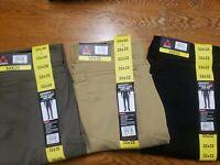 "New! Gerry Men's Venture Fleece Lined Pants - ""Variety""  | E2"