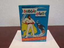 1967 SPACE GHOST & FRANKY JR. BUBBLE CLUB FUN BATH SOAP BOX SEALED HANNA BARBERA