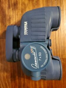 Steiner Commander III 3 7 X 50 Binoculars HD - Stabalized Compass