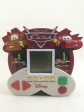 Cars 5 in 1 Game Hand Held Game Disney Pixar Zizzle Toy Electronic McQueen 2007