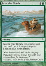 Into the North ~ Lightly Played ColdSnap UltimateMTG Magic Green Card