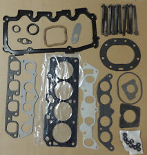 Detroit 21615CS Engine Gasket Head Set & Bolts For Ford Escort 116 CI 1.9L 4 Cyl