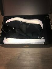 Men's Adidas Harden Vol. 2 LS Buckle Black White AC7435 Basketball Shoes Size 10