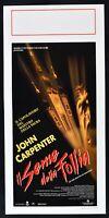 : the Seed of Follia John Carpenter Mouth Madness L32