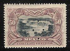 ubb85 Mexico 1899 Sc# 301a, PERFINS